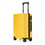 Чемодан RunMi 90 Points suitcase Business Travel 24 Желтый