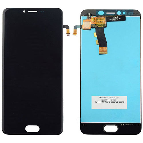 Дисплей MEIZU M5 LCD Black/White/Gold