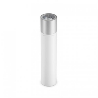 Фонарик Mi Portable Flashlight + Power Bank 3350 мАч White