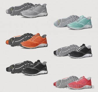 Amazfit Antelope Light Outdoor Running Shoes Оранжевый