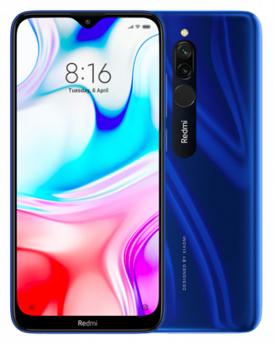 Xiaomi Redmi 8 4/64 Gb Синий
