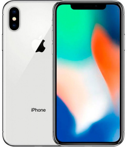 Apple iPhone X 256GB Белый